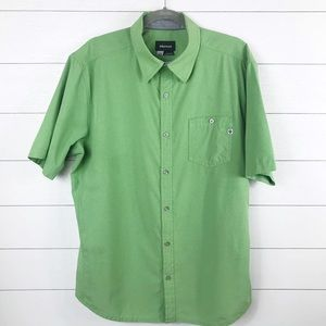 Marmot Aerobora Short Sleeve Shirt Button Front